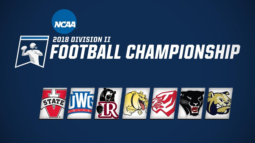 online retailer 90208 2739b Four GSC Football Teams Selected For NCAA Championship