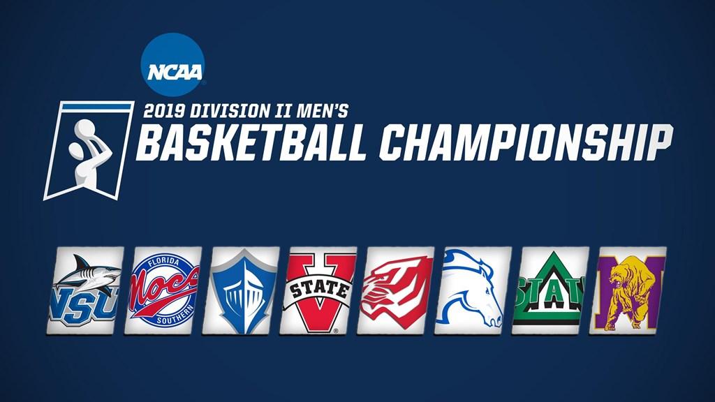 Four Gsc Teams Selected For 2019 Ncaa Men S Basketball Championship